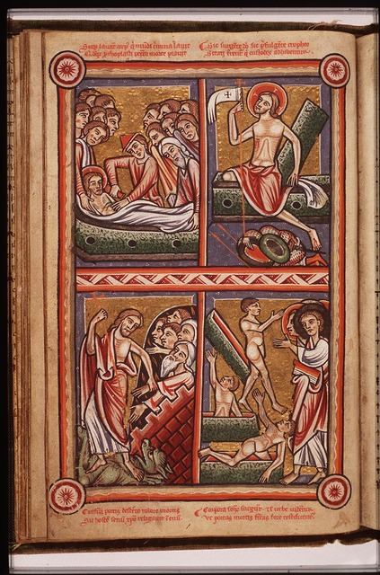 Harrowing of Hell: the liberation of the Old Testament saints