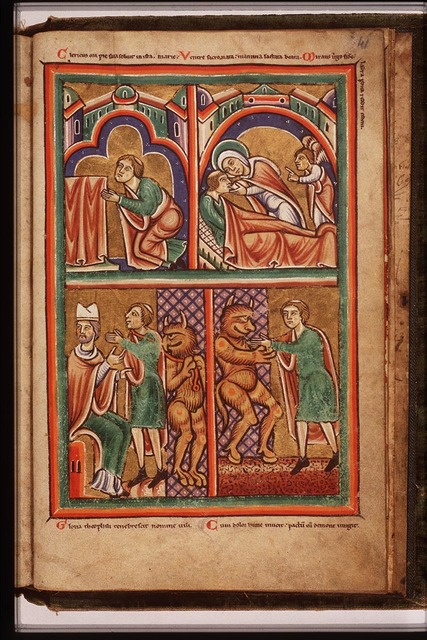 Theophilus with the Bishop of Adana