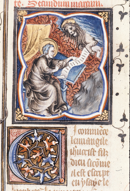 Mark from BL Royal 17 E VII, f. 149