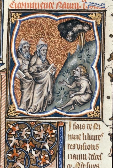 Nahum from BL Royal 17 E VII, f. 107