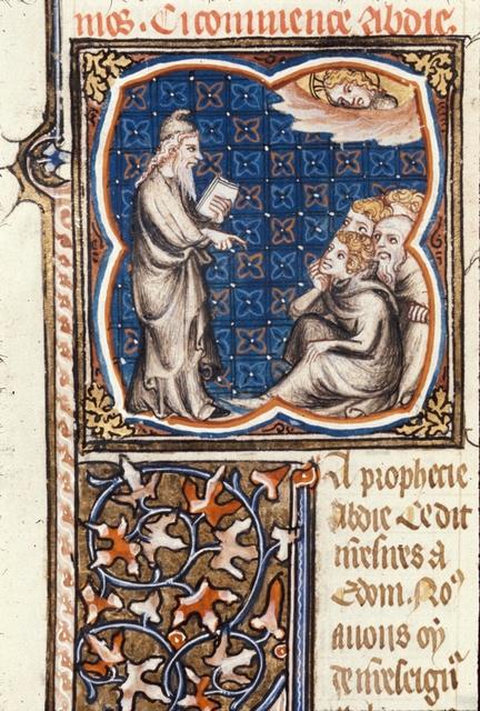 Obadiah from BL Royal 17 E VII, f. 104v