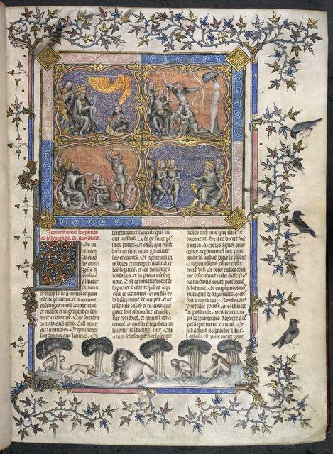 Solomon from BL Royal 17 E VII, f. 1