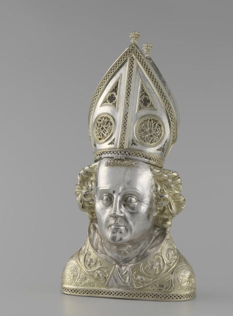 Bust of Saint Frederick