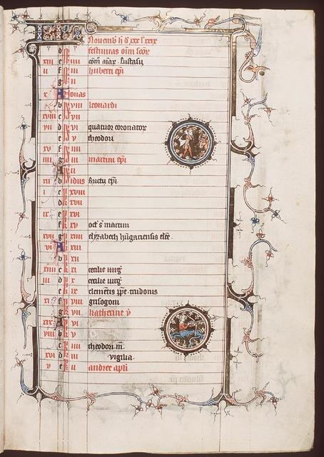 November: Sagittarius
