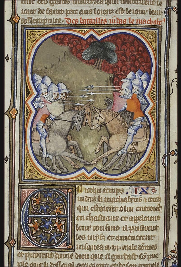 Battle of Judas Maccabeus