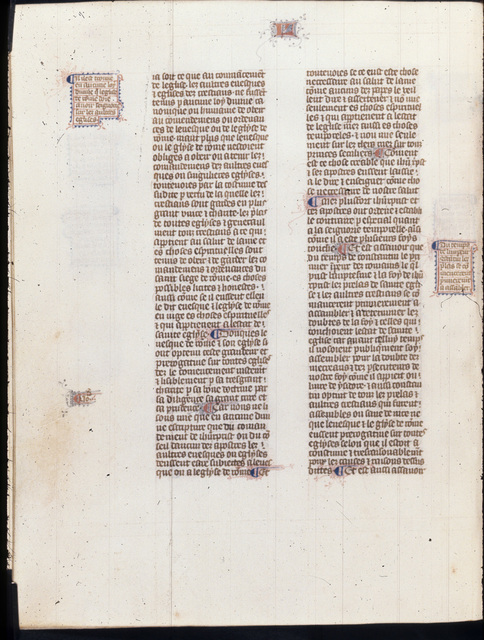 Text page from BL Royal 19 C IV, f. 32v