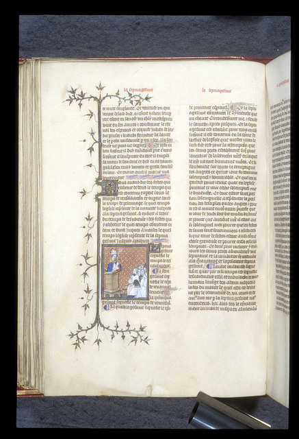 Bishop from BL Royal 19 B XVII, f. 63v