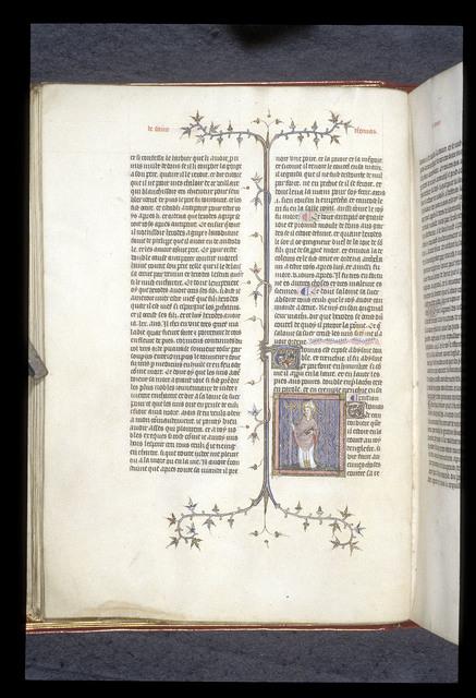 Thomas of Canterbury from BL Royal 19 B XVII, f. 33v