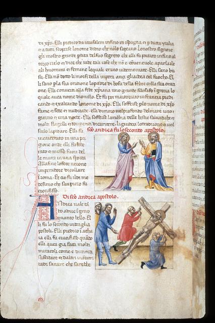 Andrew from BL YT 28, f. 65v