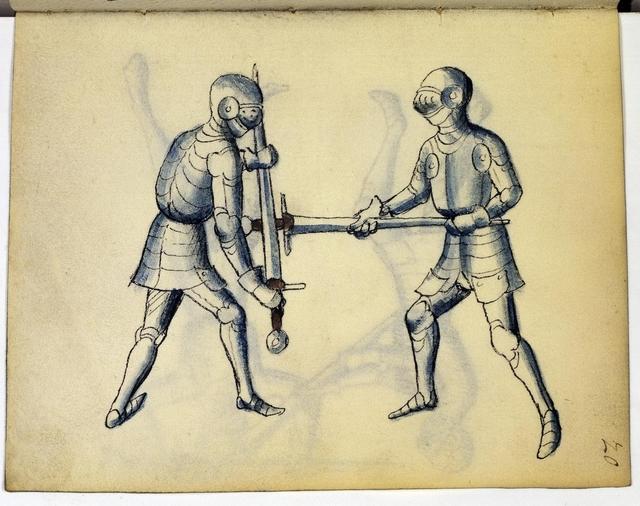 Cod. 11093, fol. 20r: Fecht - und Ringbuch