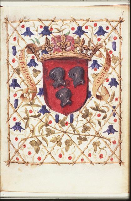 Coat of arms of Simon de Varie