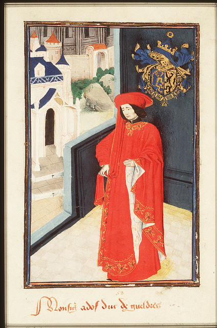 Adolf the Younger, Duke of Guelders, Count of Zutphen