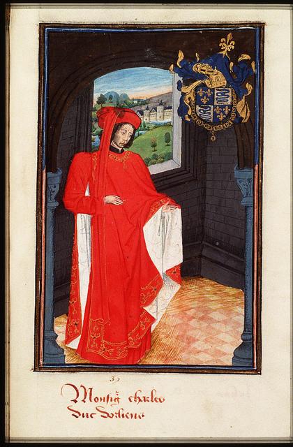 Charles, Duke of Orleans and Valois