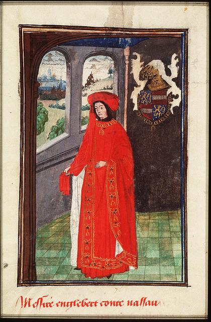 Engelbrecht II, Count of Nassau and Vianen