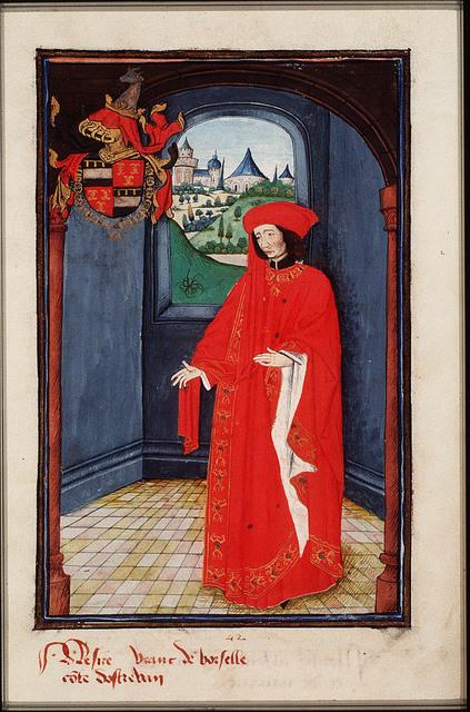 Frank of Borselen, Count of Oostervant]