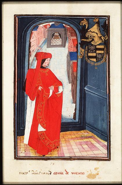Frédéric, Count of Meurs