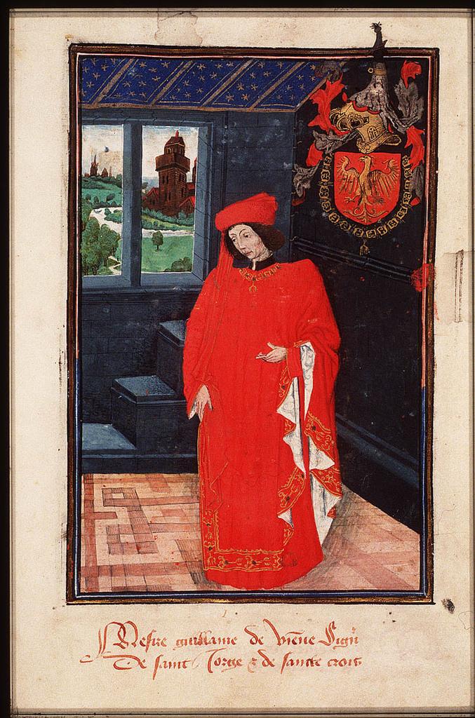 Guillaume de Vienne, Seigneur de Saint-George