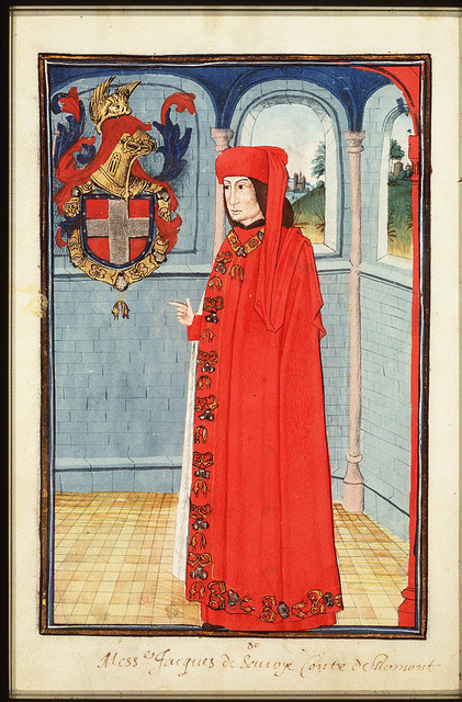 Jacques de Savoie, Count of Romont