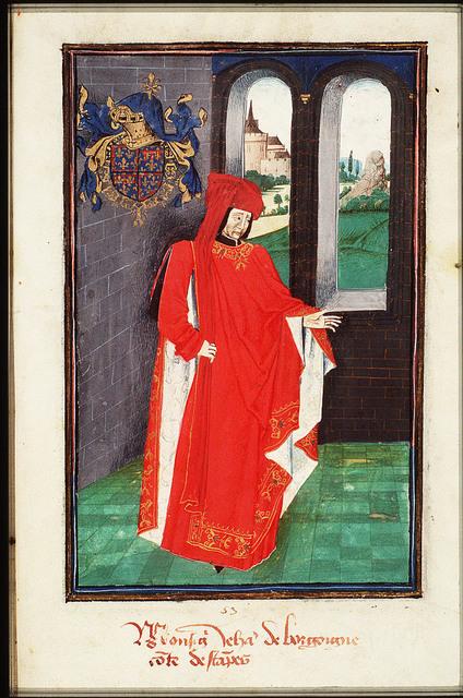 Jean de Bourgogne, Duke of Nevers