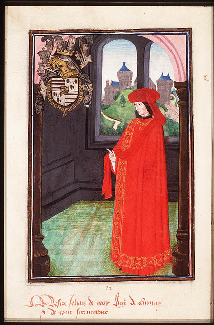 Jean de Croy, Count of Chimay