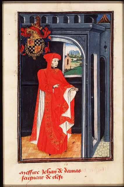 Jean de Damas, Seigneur de Clessy