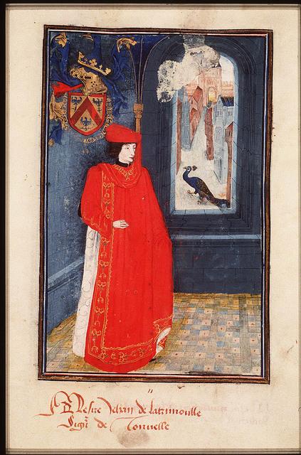 Jean de la Trémoille, Seigneur de Jonvelle