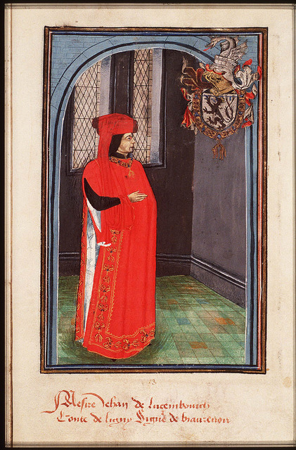 Jean de Luxembourg, Count of Ligny