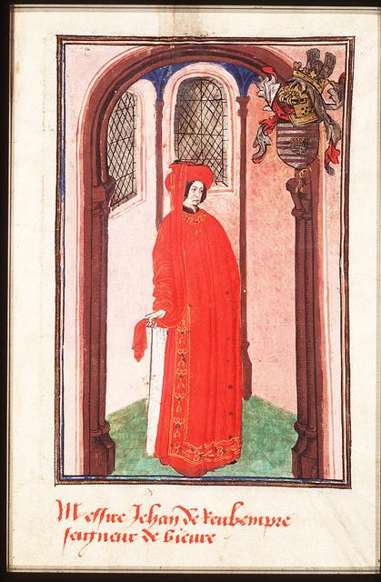 Jean de Rubempré, Seigneur de Bièvres