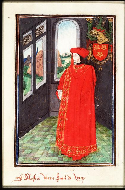 Jean de Vergy, Seigneur de Fouvans
