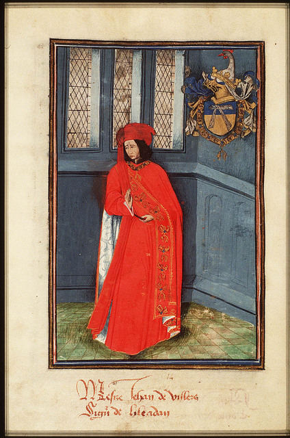 Jean de Villers, Seigneur de Isle-Adam