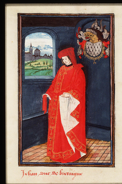 Jean, Duke of Brittany, Count of Montfort
