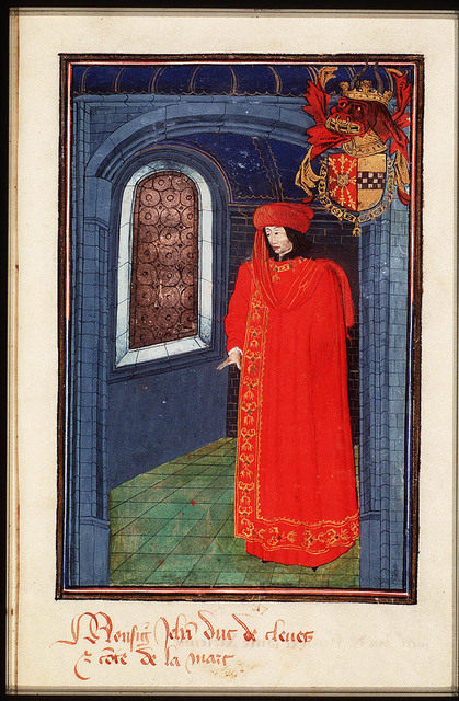 Jean I, Duke of Cleves, Count of Mark