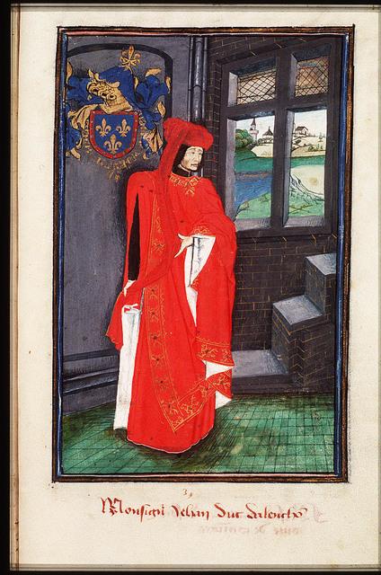 Jean II, Duke of Alençon, Count of Perches