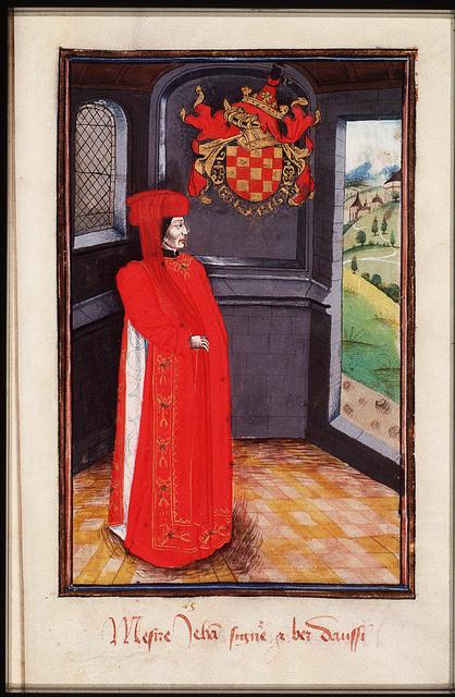 Jean IV, Seigneur d'Auxy