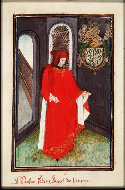Jean, Seigneur de Lannoy