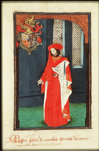 Joao, Duke of Coimbra, Prince of Antioch