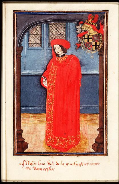 Louis de Bruges, Seigneur de Gruuthuuse