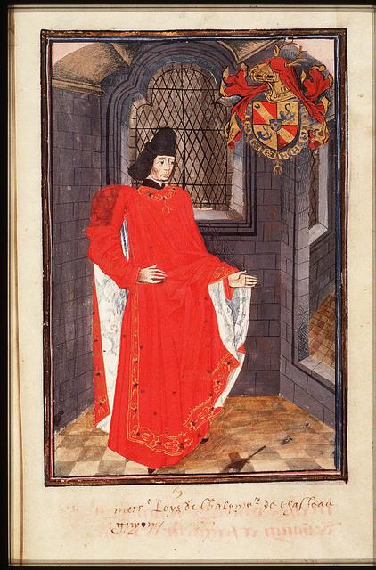 Louis de ChÆ'lons, Seigneur de ChÆ'teau-Guyon