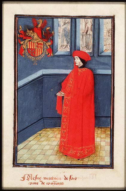 Mathieu de Foix, Count of Comminges