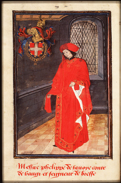 Philippe, Duke of Savoy, Count of Bresse