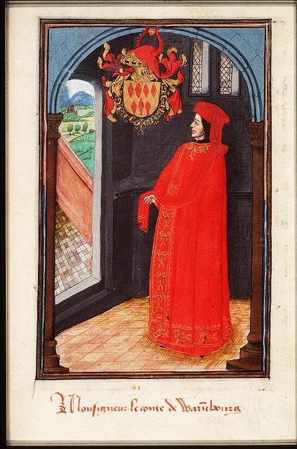 Ruprecht, Count of Virnenburg
