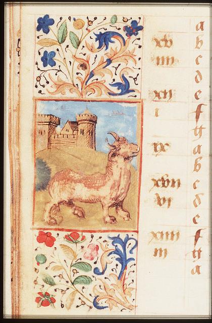 April: Taurus