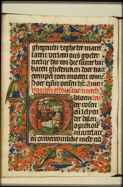 The martyrdom of St. Ursula of Cologne and the eleven thousand virgins: [HB_aanvullen]