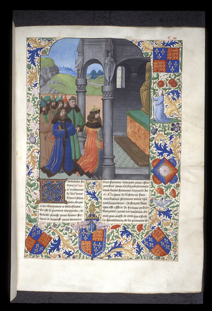 Gyges from BL Royal 18 E IV, f. 109