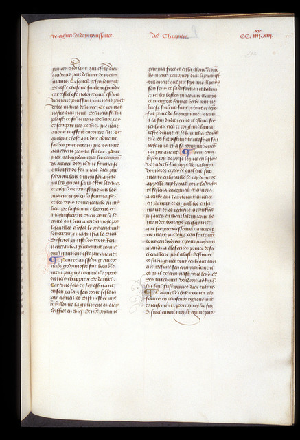 Text page from BL Royal 18 E IV, f. 292
