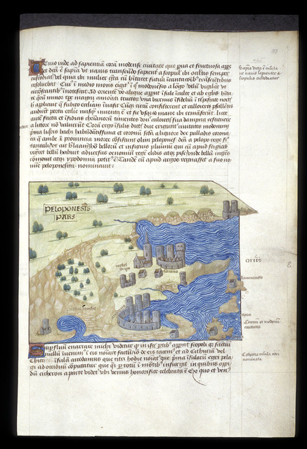 Map from BL Arundel 93, f. 133