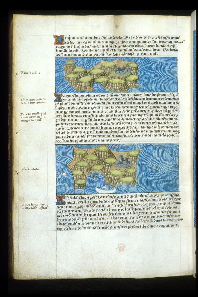 Maps from BL Arundel 93, f. 149v
