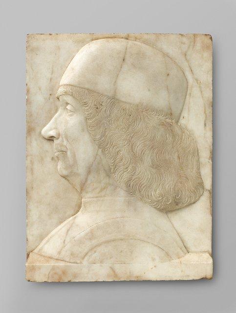 Portrait of Gentile Bellini