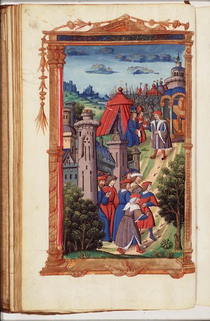 Scipio leaves the pro-praetors Lucius Lentulus and Lucius Manlius Acidinus in Spain to protect the province, while he returns to Rome