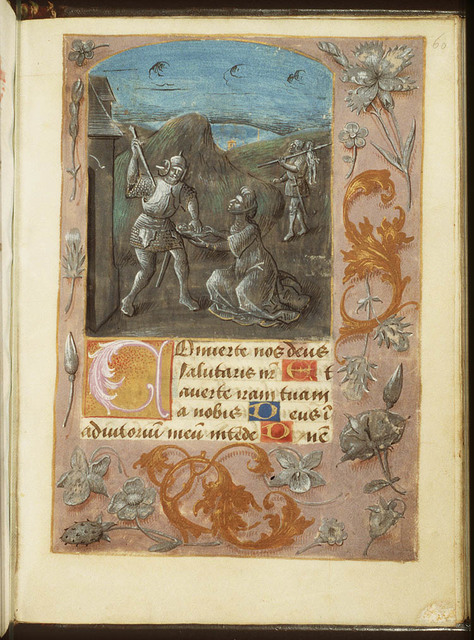 The massacre of the Innocents: Herod's men kill the newborn boys of Bethlehem
